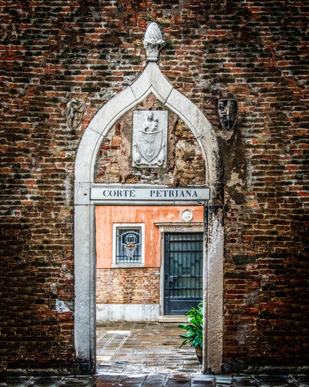 Court of the Venetian Basketmaker