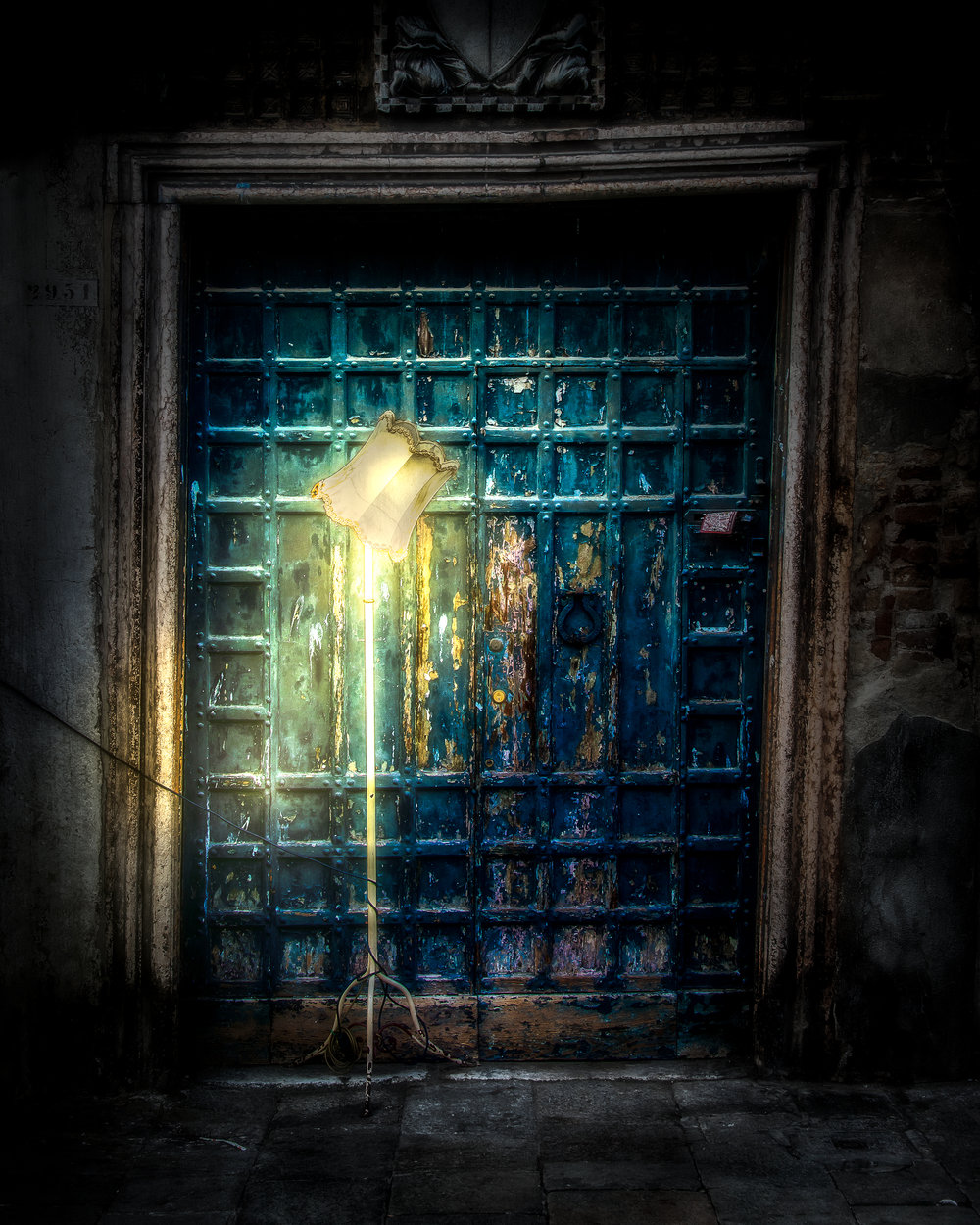 Door #16