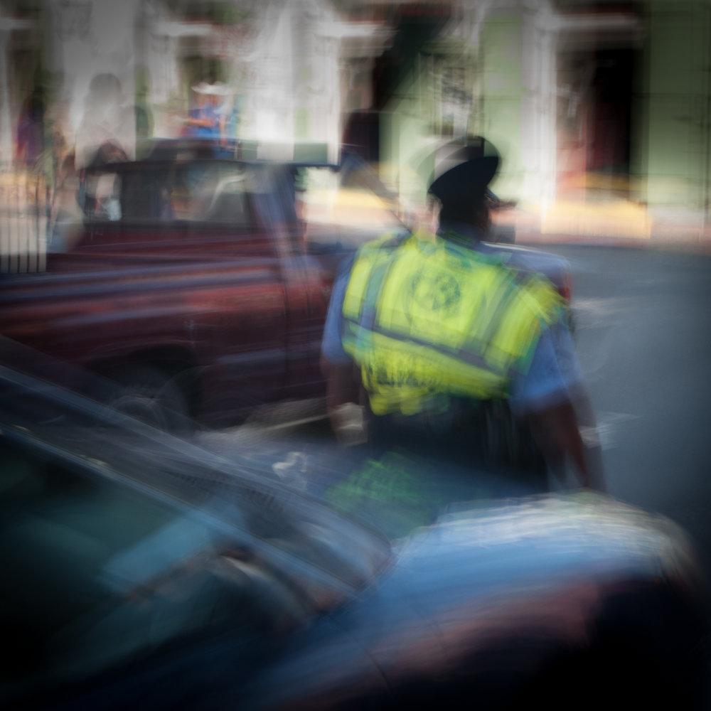 Street Scenes Using Slow Shutter
