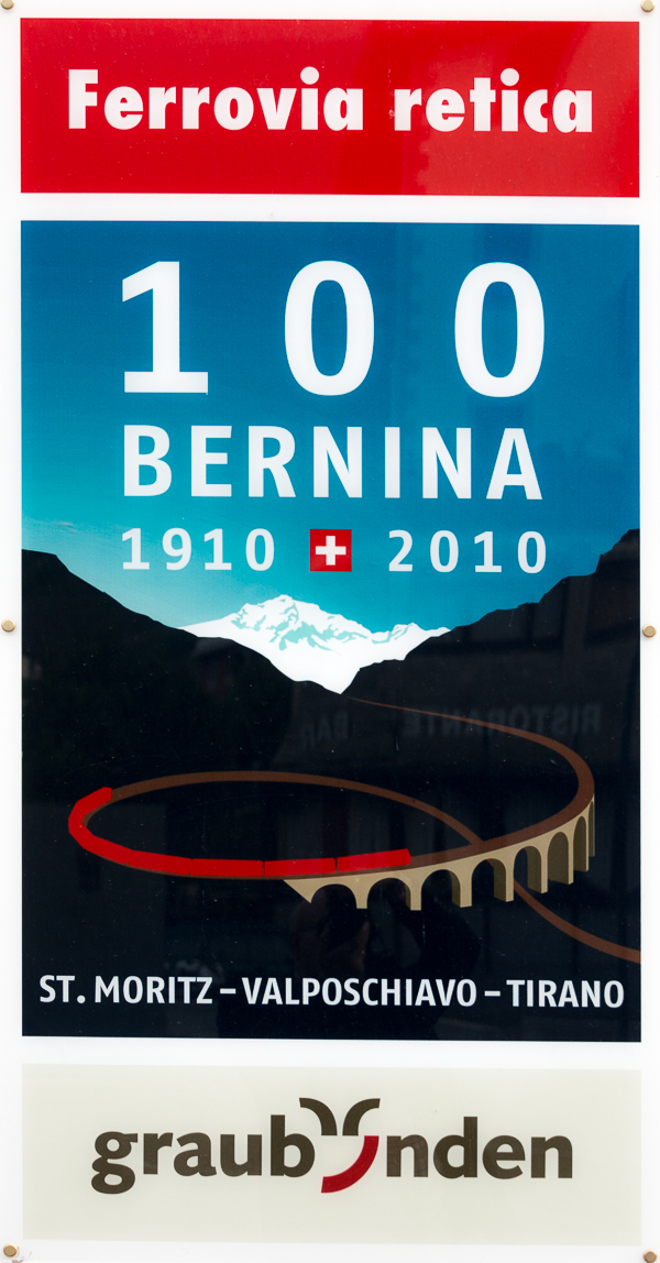 It seems that the Bernina Express has been delighting travelers for well over one-hundred years -