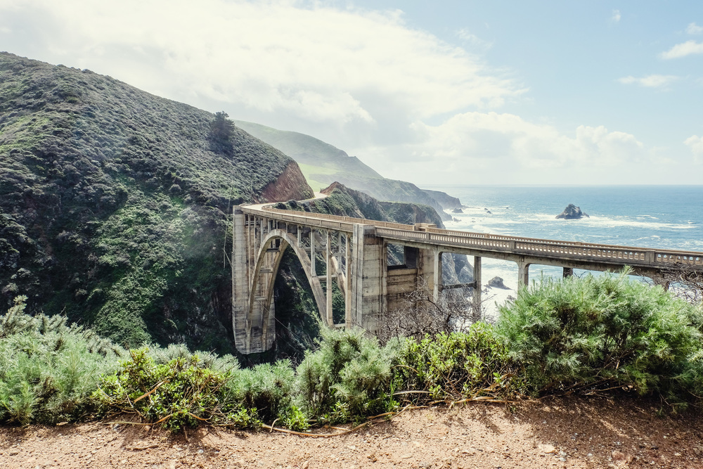 what's not to miss is bixby bridge built in 1932
