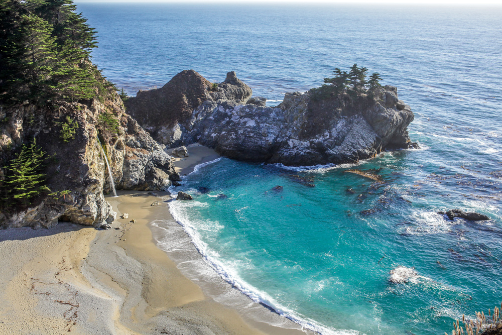 that short hike will lead you to a dreamy view of mcway falls