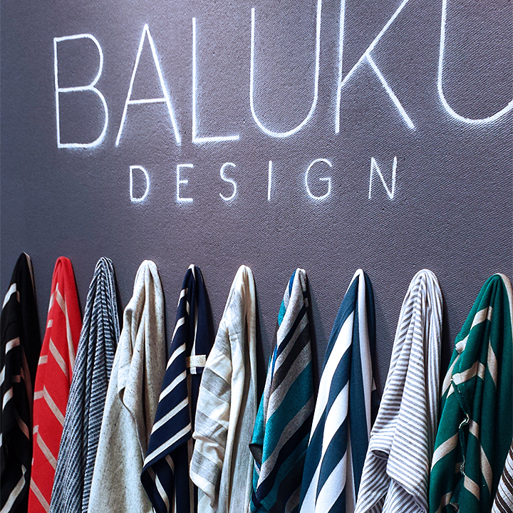 BALUKU DESIGN'S  SCARVES COLLECTION