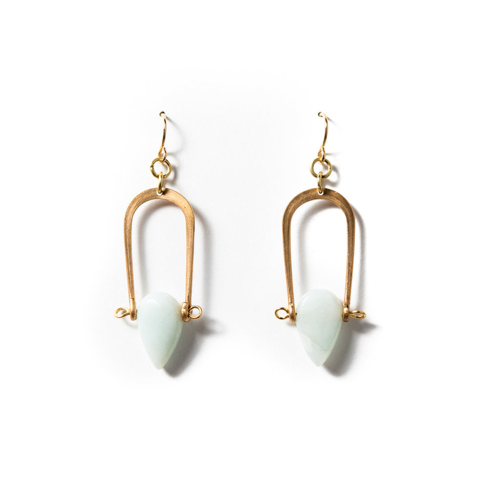 Petrichor Earrings