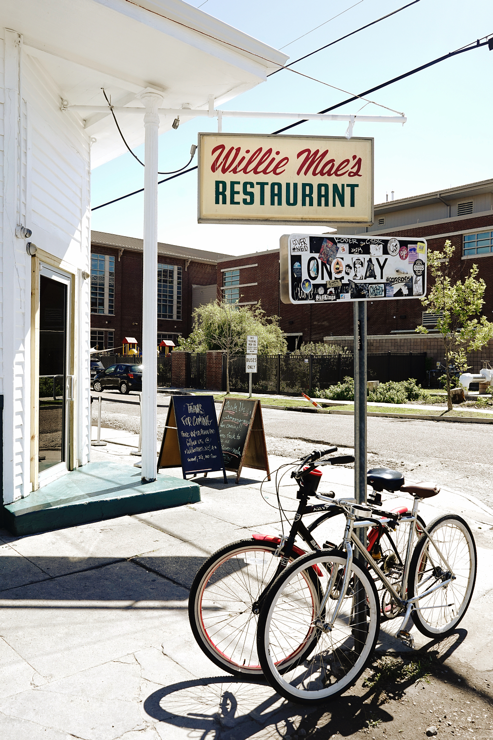Willie Mae's Restaurant