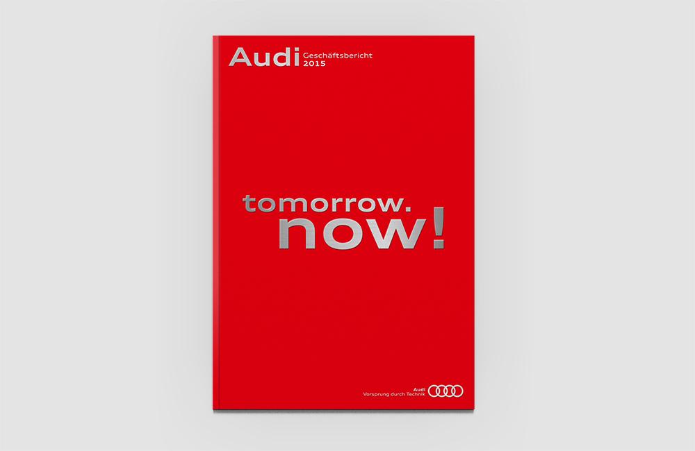 AUDI AG  – Geschäftsbericht 2015
