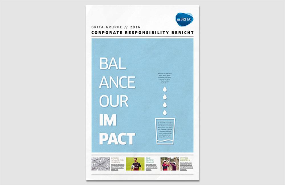 BRITA  –CSR Report