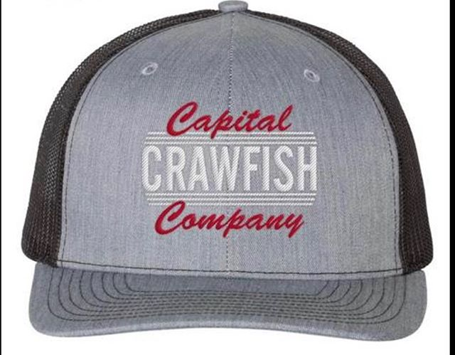 Merch Alert 🚨 new crawfish swag— swipe to see all the hats we're ordering for 2019! DM us if you want to purchase a 🧢