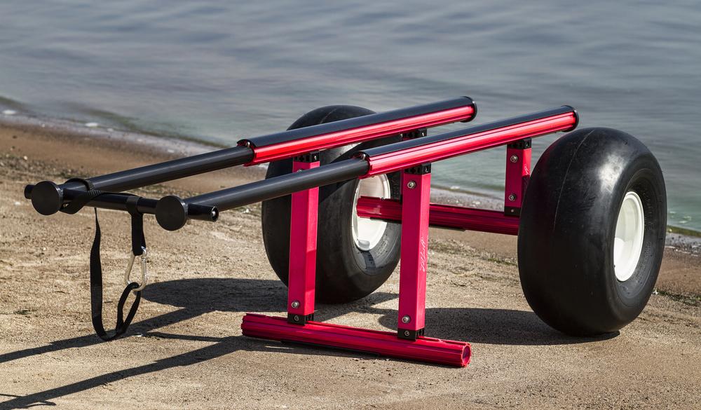 10577-15-0008 Custom Dazzling Pink Beach Tote