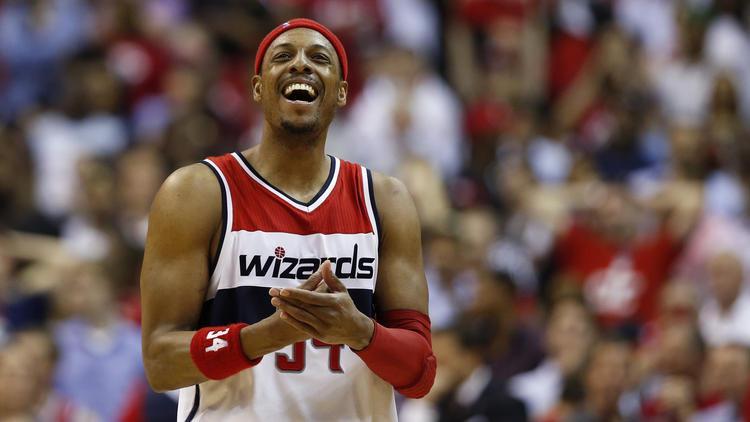 PHOTO TIRÉE DE TWITTER Paul Pierce va continuer de hanter la NBA, seulement il le fera depuis la Côte ouest, avec les Clippers.