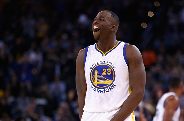 PHOTO TIRÉE DE TWITTER Draymond Green
