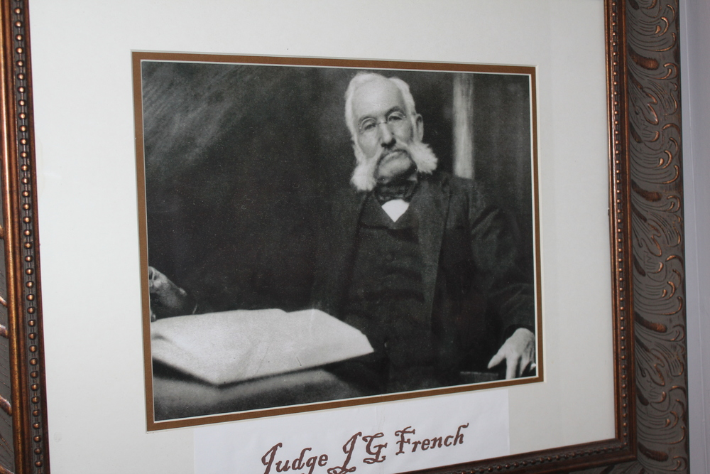 Squire French - our Namesake
