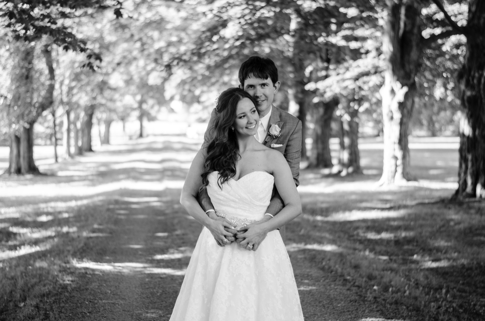 Ashley & Jason - Belcroft Estates Wedding