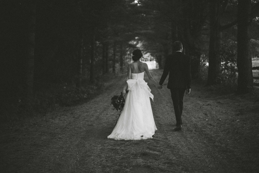 Brooklands Farm Wedding, Muskoka Ontario