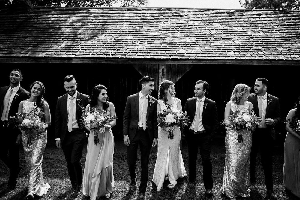Black Creek Pioneer Village Toronto Wedding Photographer