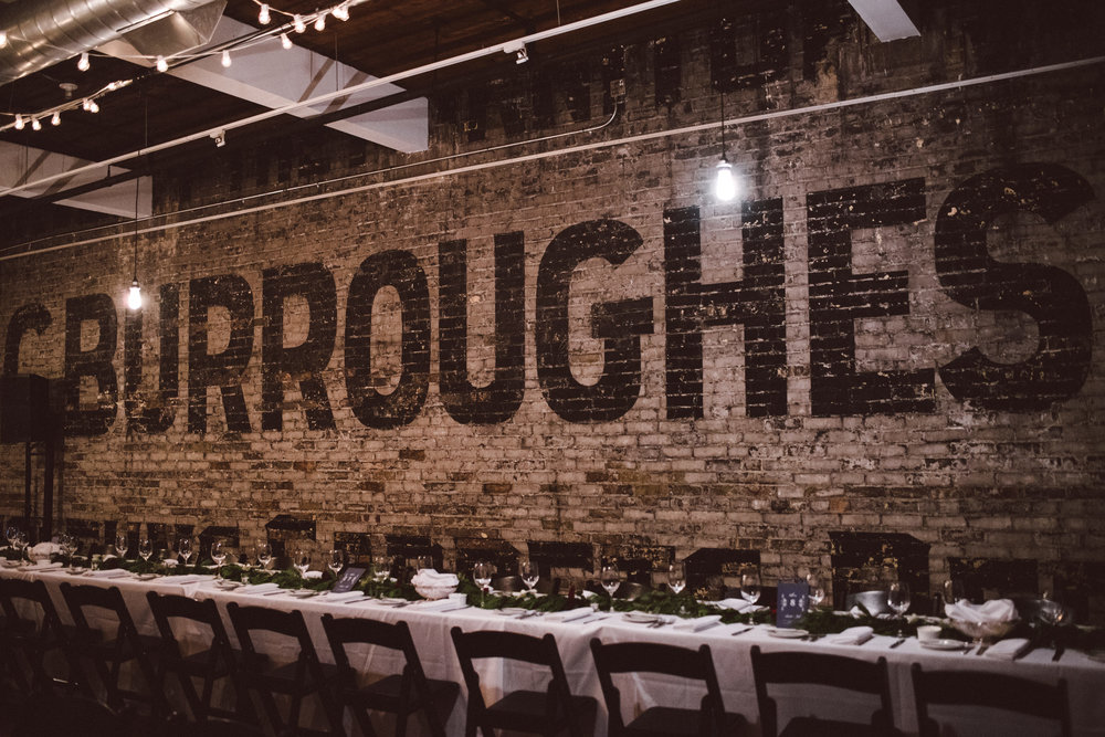 Urban Downtown Toronto Wedding, The Burroughes Building