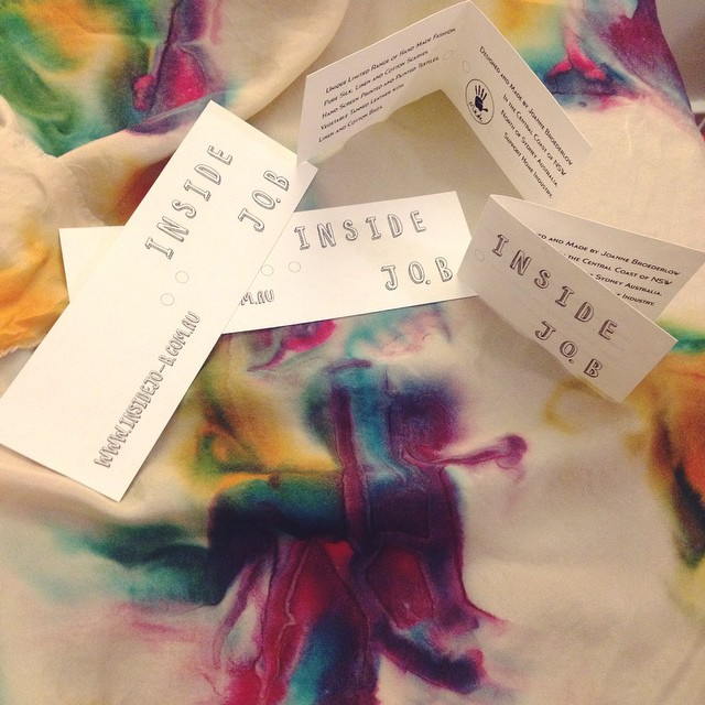 Printed, cutting and folding #swingtags … Been thinking about it for a few weeks looks like it's happening. Letting go of one career and doors open for new one. Thanks to all my loves who help, inspire and challenge me to change, ask and I will receive. #textiledesign #fabricdesign