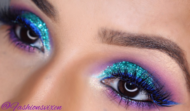 purple & teal beauty.JPG