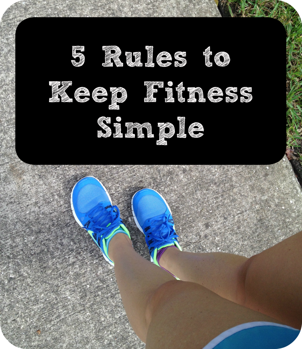 5 Rules Simple