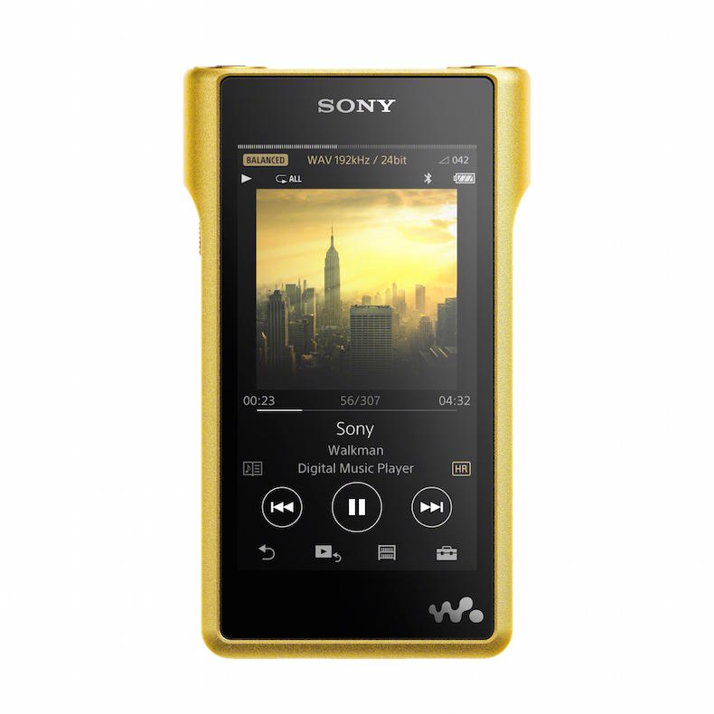 NW-WM1Z Walkman® $3,199.99