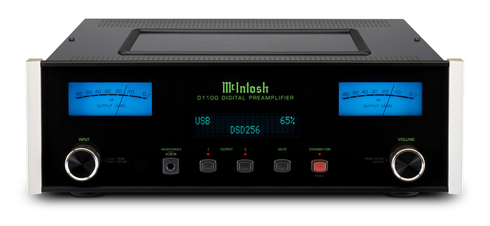 D1100 Digital Preamplifier
