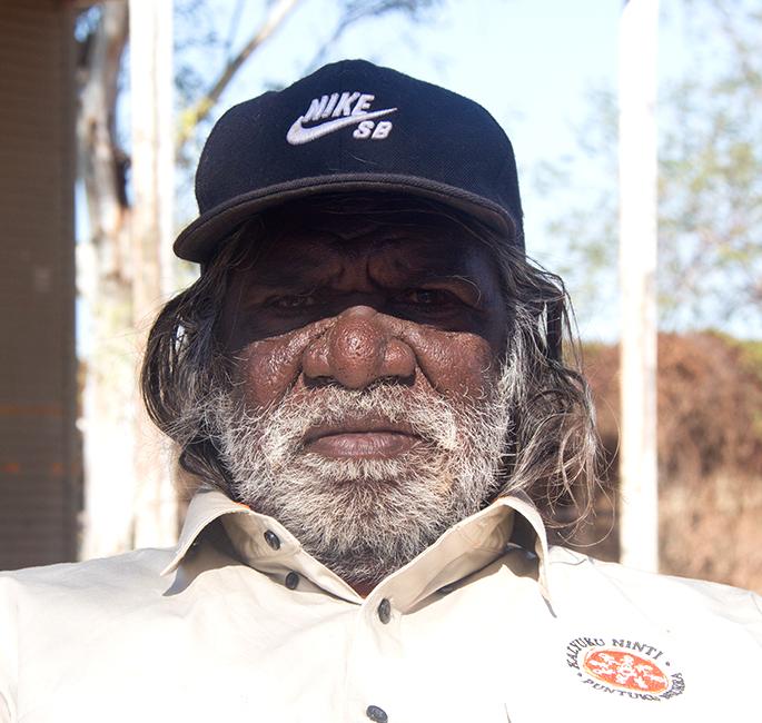 Muuki Taylor, KJ Senior Cultural Advisor