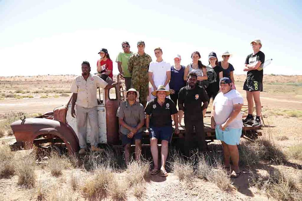 OUt on Martu country with the Martu Leadership and ranger team.jpg