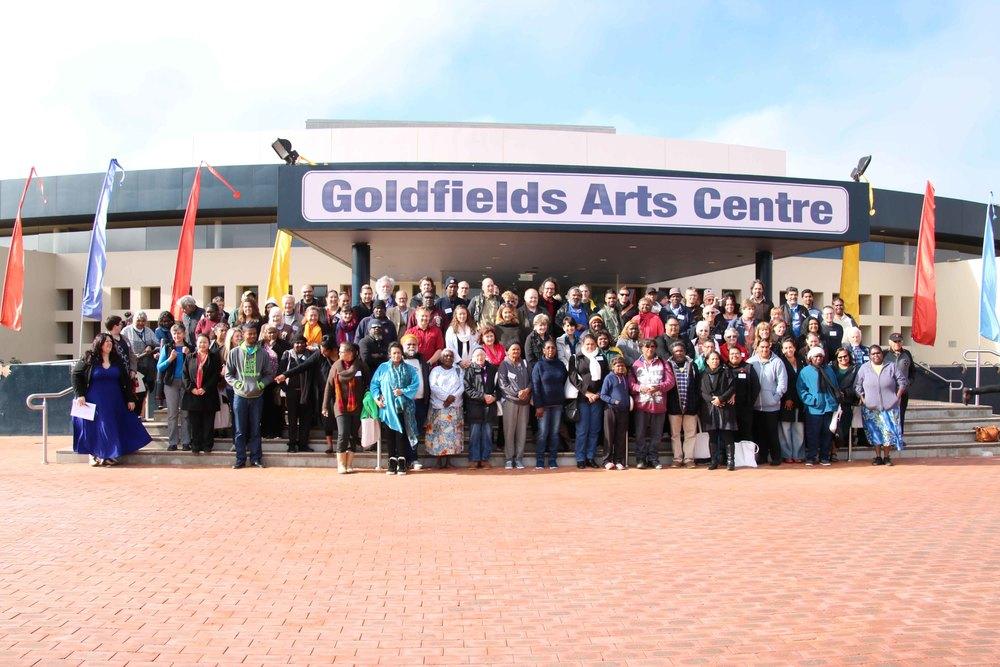 Kalgoorlie Langauge conference