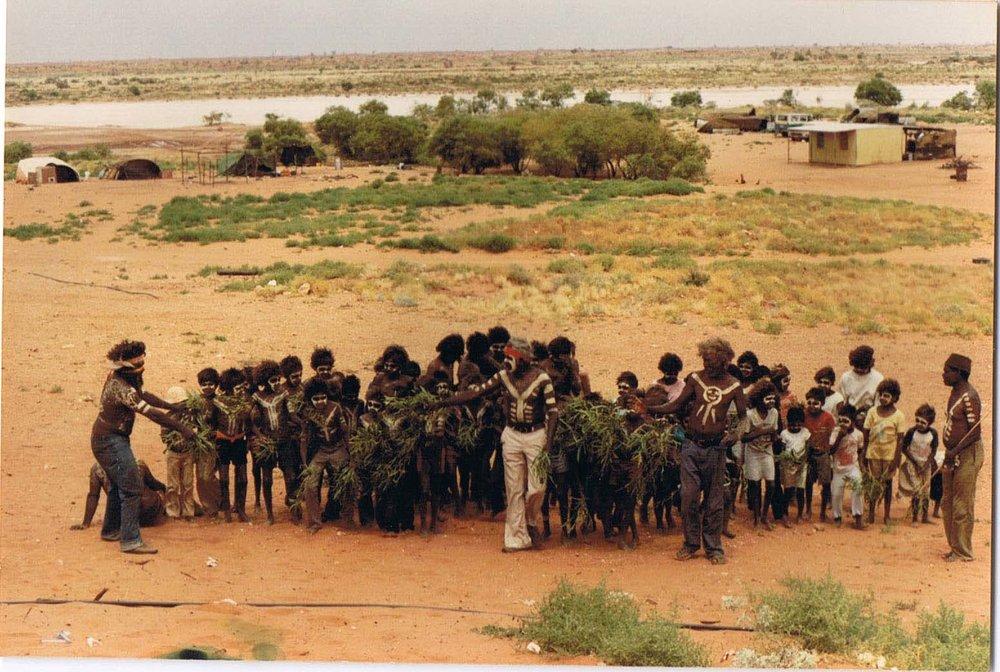 Dance, Rawa school opening 1986.jpg