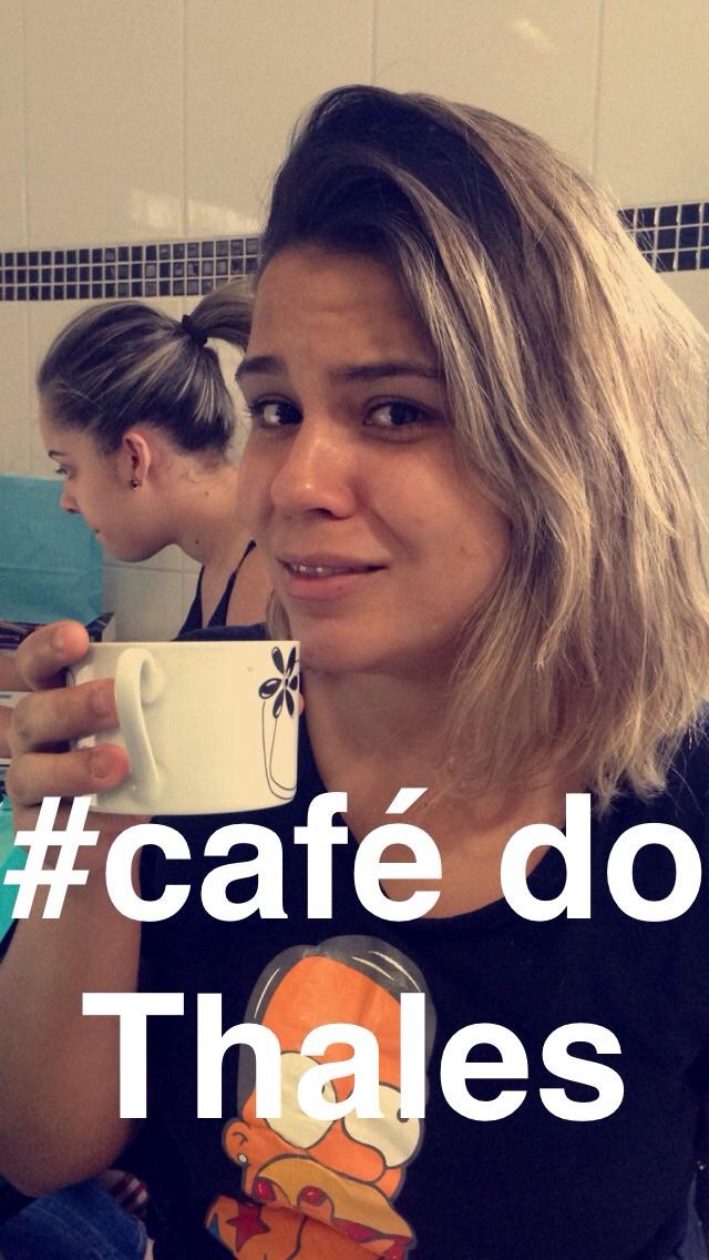 Como nem tudo é lindo e gostoso na vida, e o Thales tem que provar isso, estão convidados a provarem o Café do digníssimo que acarretou nessa face!