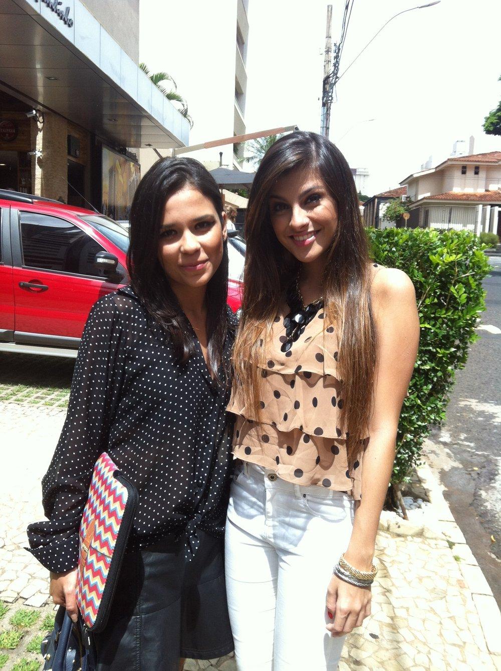 Encontro com Nah Cardoso