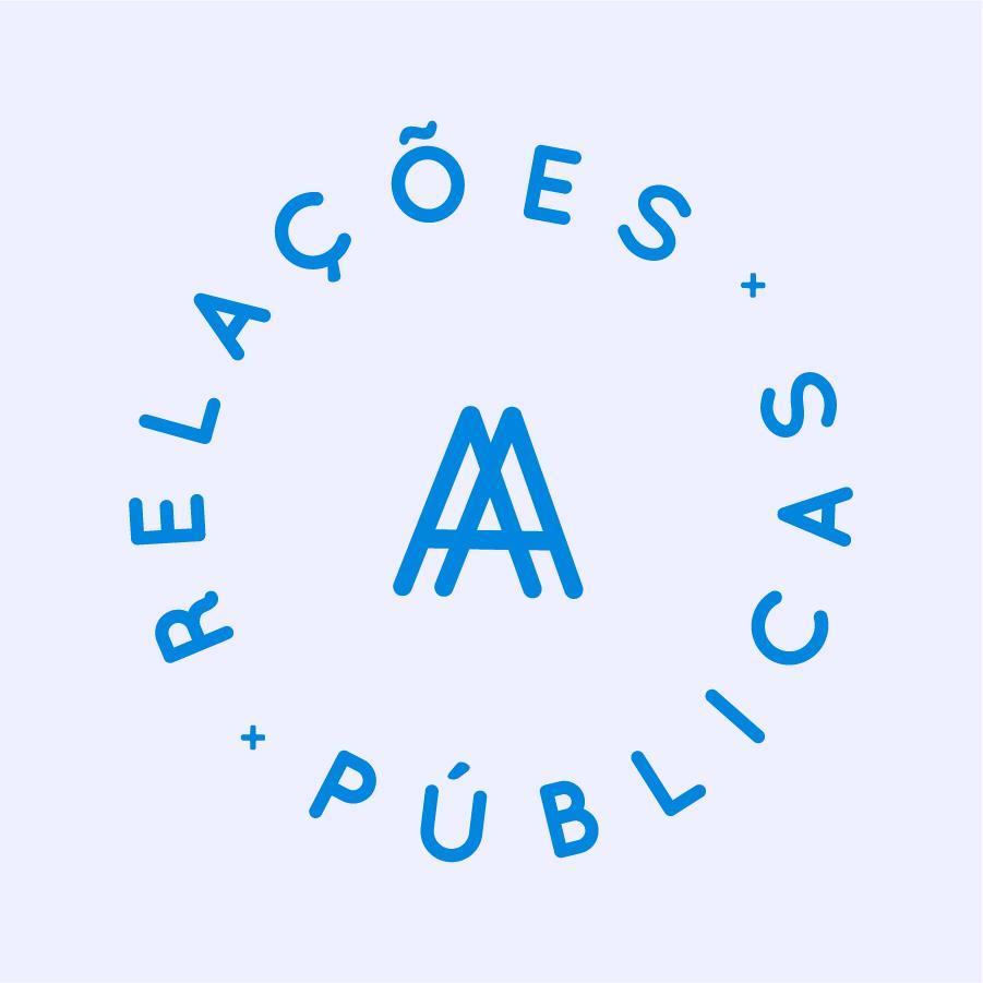 Primeira Logo Aline Alcântara Relações Públicas