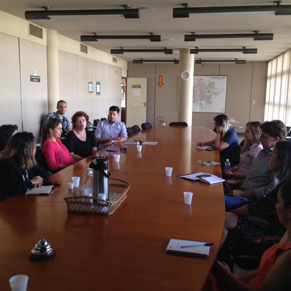 Reuniões de Instituições de Classe