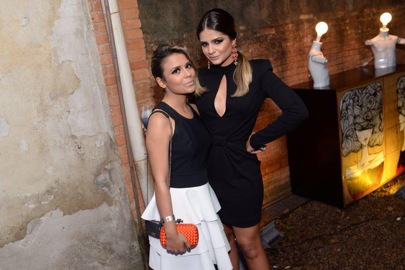 Evento Farfetch & Thássia Naves