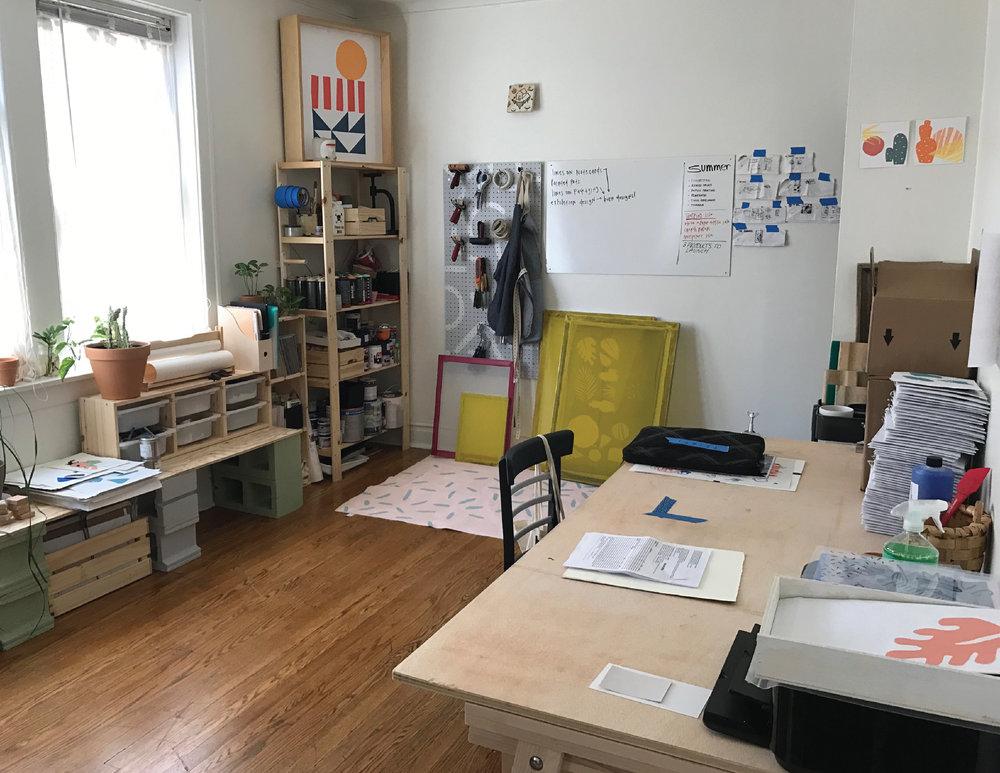 OUR HOME STUDIO, CHICAGO IL