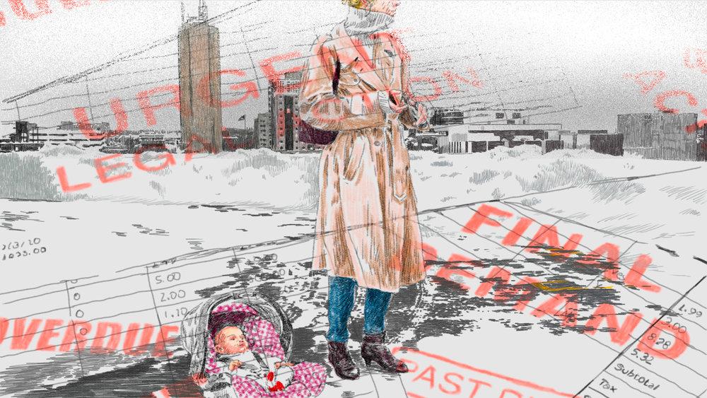 """The White City"" By Karolina Ramqvist, translated by Saskia Vogel for Guernica Magazine"