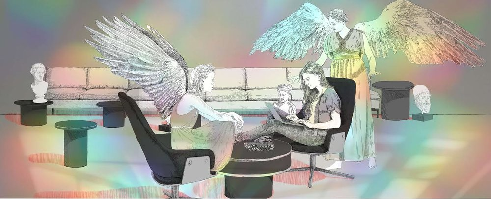 'Why A Million People Follow A Woman Who Says She's Channeling The Archangels   ' by Zoe Beery for Digg.com