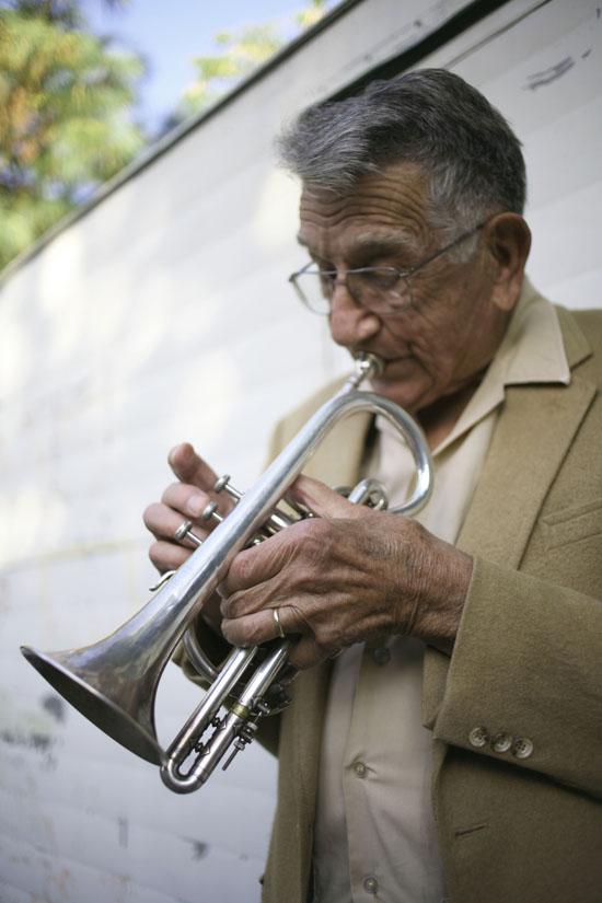 Chet Yaeger, musician