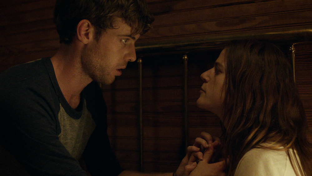 """Told with efficiency and a level of intimacy that's genuinely unsettling at times.""   –   Drew Tinnin, Dread Central"