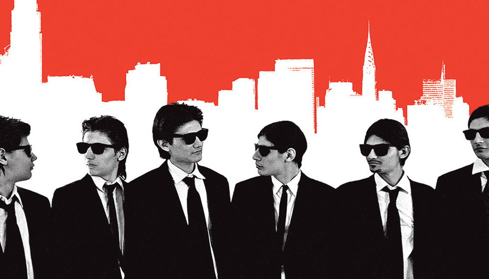 The Wolfpack Directed by Crystal Moselle  80 minutes | Documentary