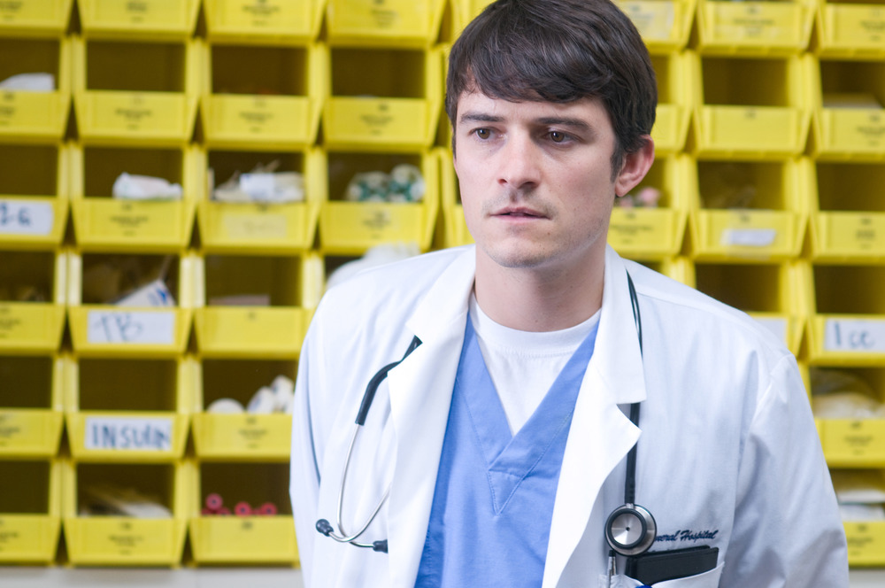 The Good Doctor Directed by Lance Daly  90 minutes | Drama/Thriller