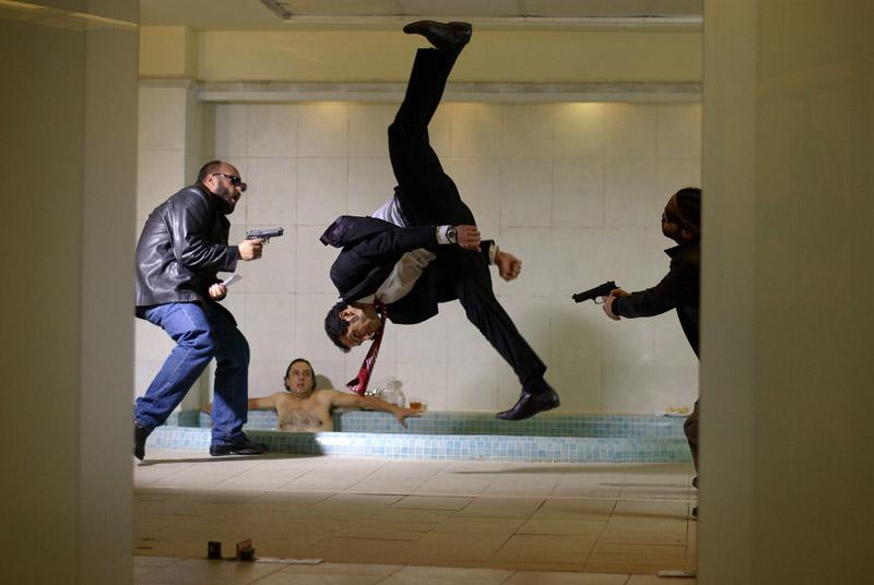 Mandrill Directed by Ernesto Diaz Espinoza  90 minutes | Action
