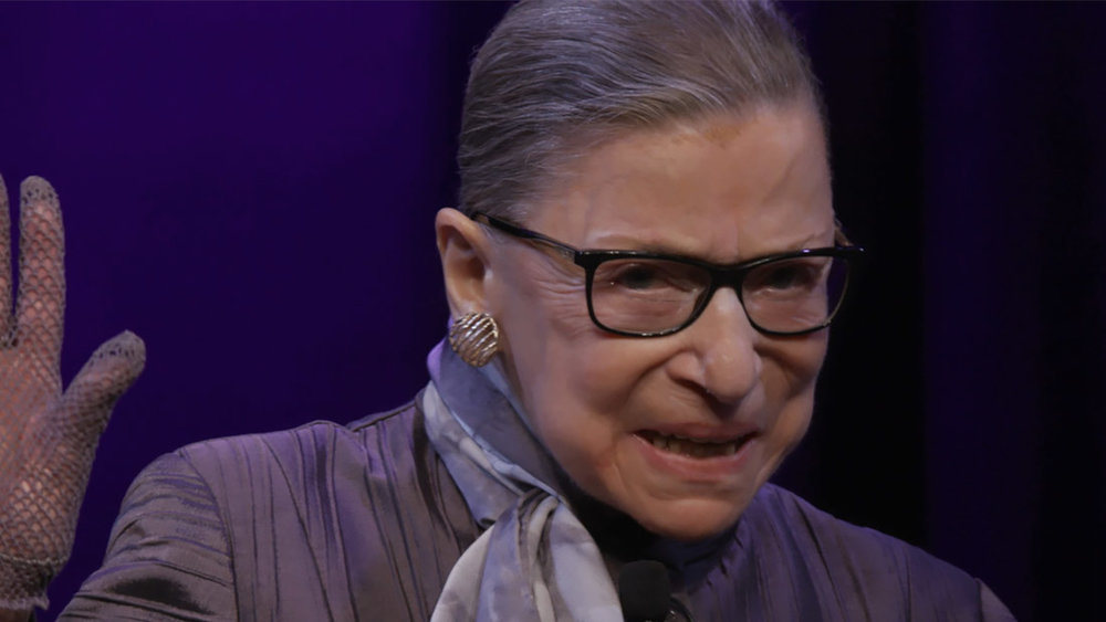 RBG  Directed by Betsy White and Julie Cohen