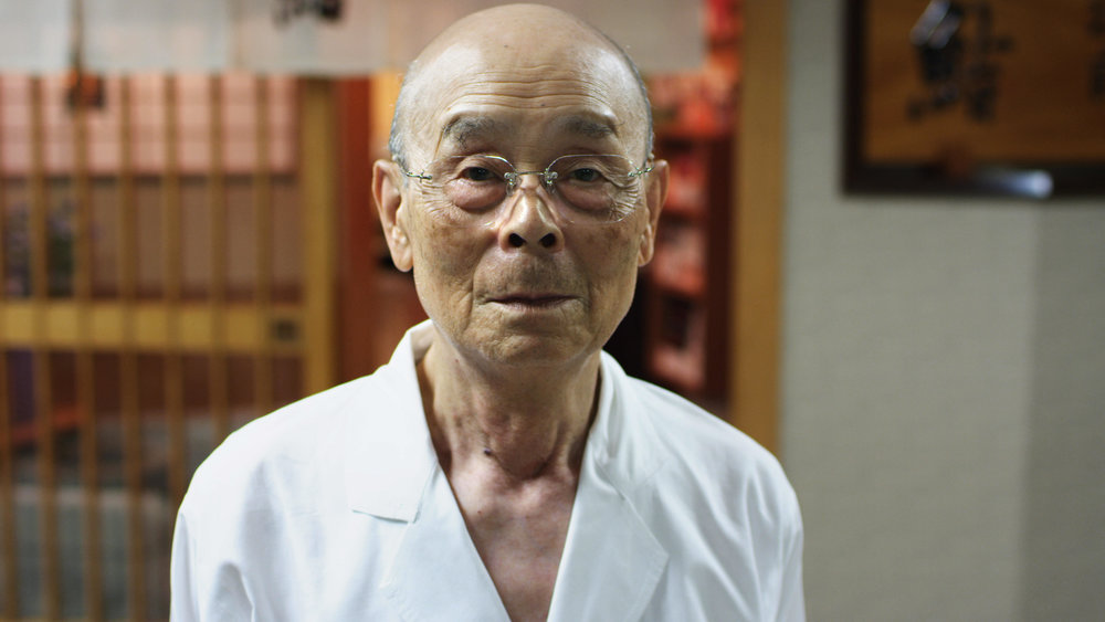 Jiro Dreams of Sushi Directed by David Geld  83 minutes | Documentary