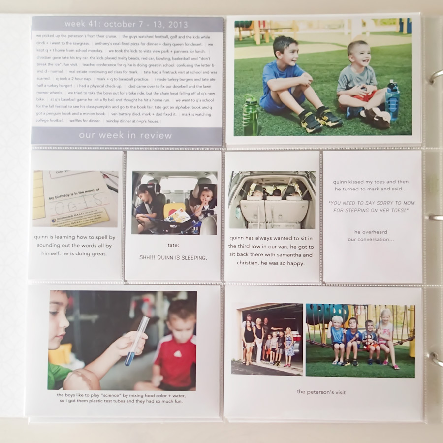 project life creative team + simply white photo templates => tracy-larsen.com/blog