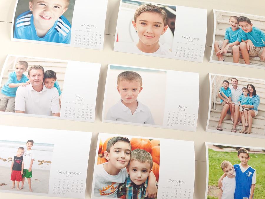 2014 printable calendar christmas gift ==> tracy-larsen.com/blog