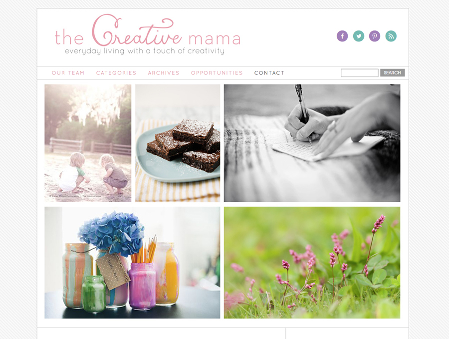 the creative mama blog
