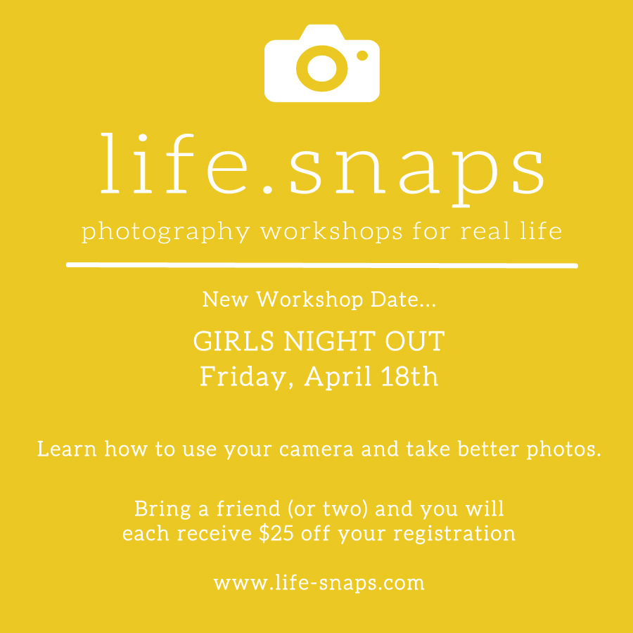 life.snaps the workshop - www.life-snaps.com