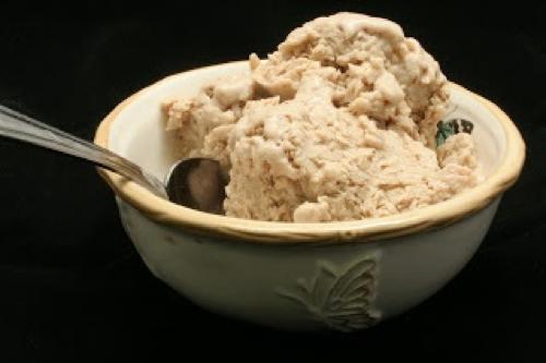 Banana Coconut Ice Cream