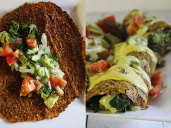 Enchiladas with Salsa